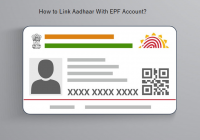 How to Link Aadhaar Card with EPF Account Online